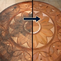 Parketo ir kitų medinių grindų atnaujinimas